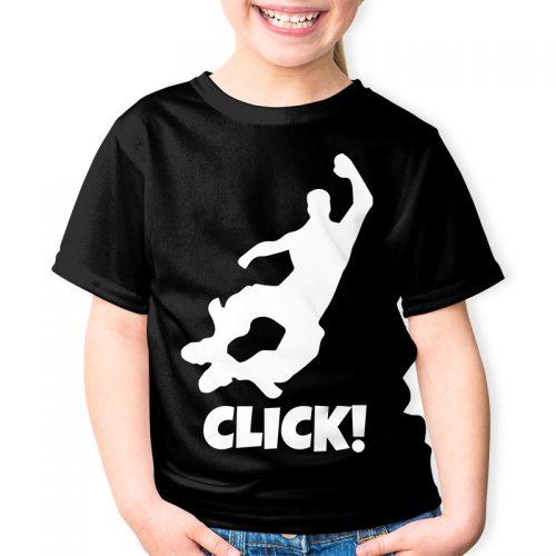 _Tricou copii Click
