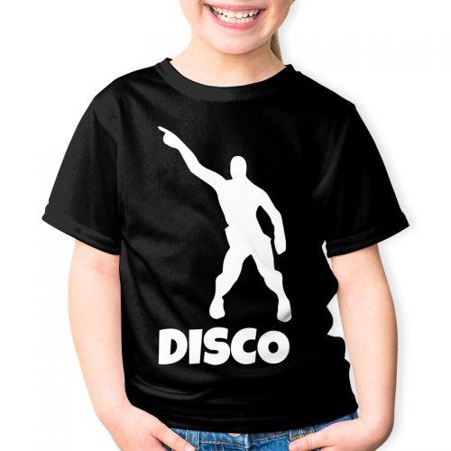 _Tricou copii Disco