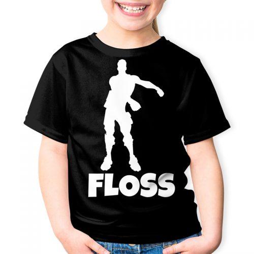 Tricou copii Floss