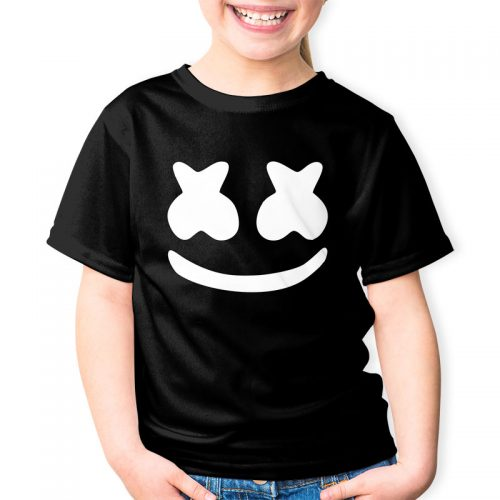Tricou copii Fortnite Marshmello